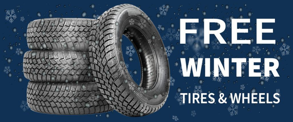 Free winter tires at mainland ford